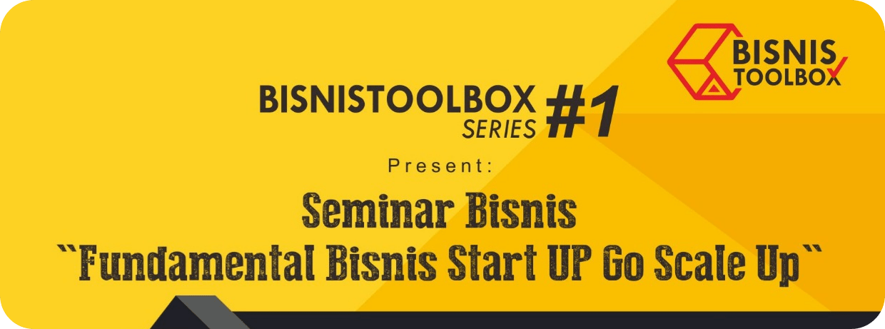 Fundamental Bisnis Start UP Go Scale UP